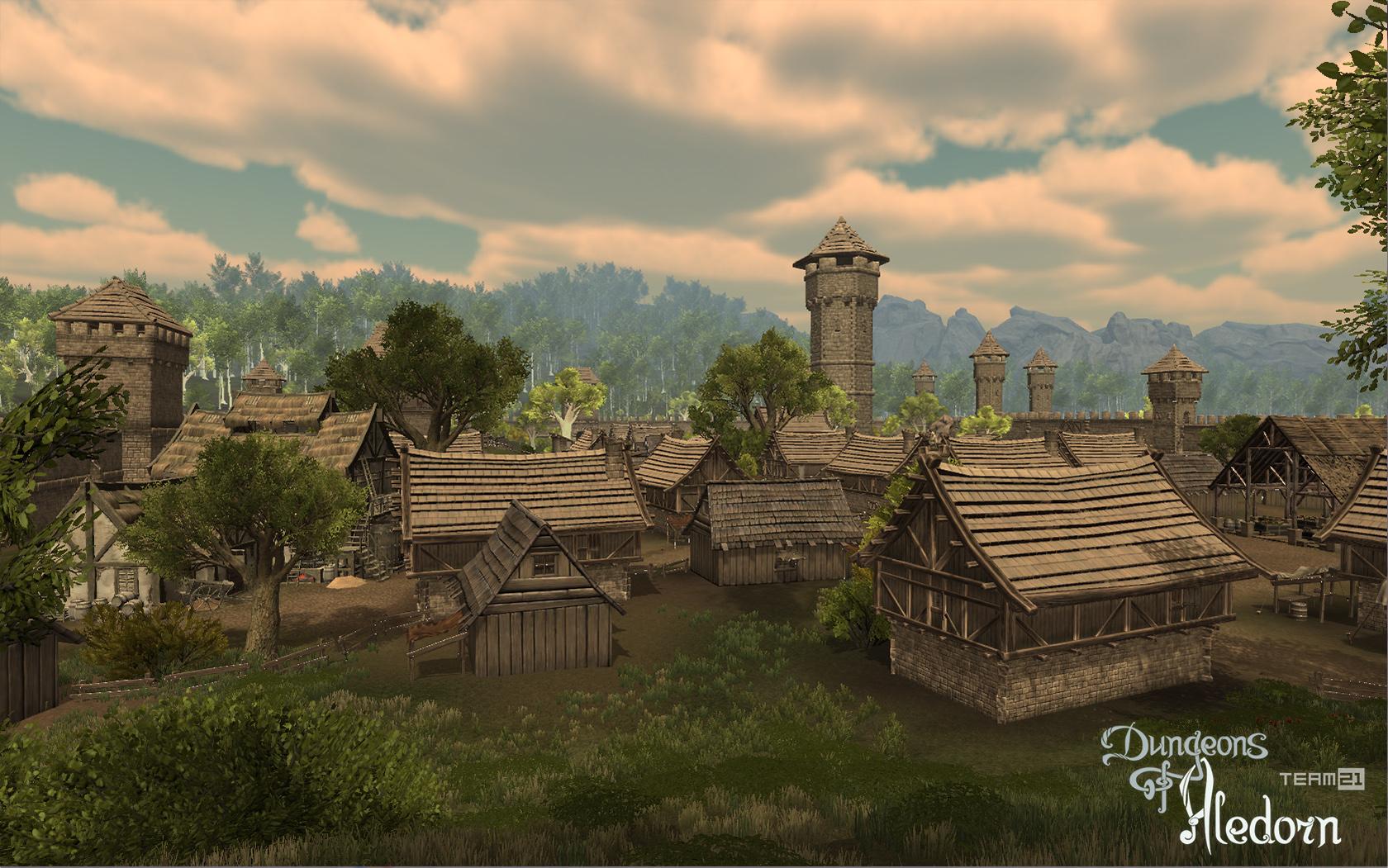 Voland City - first version