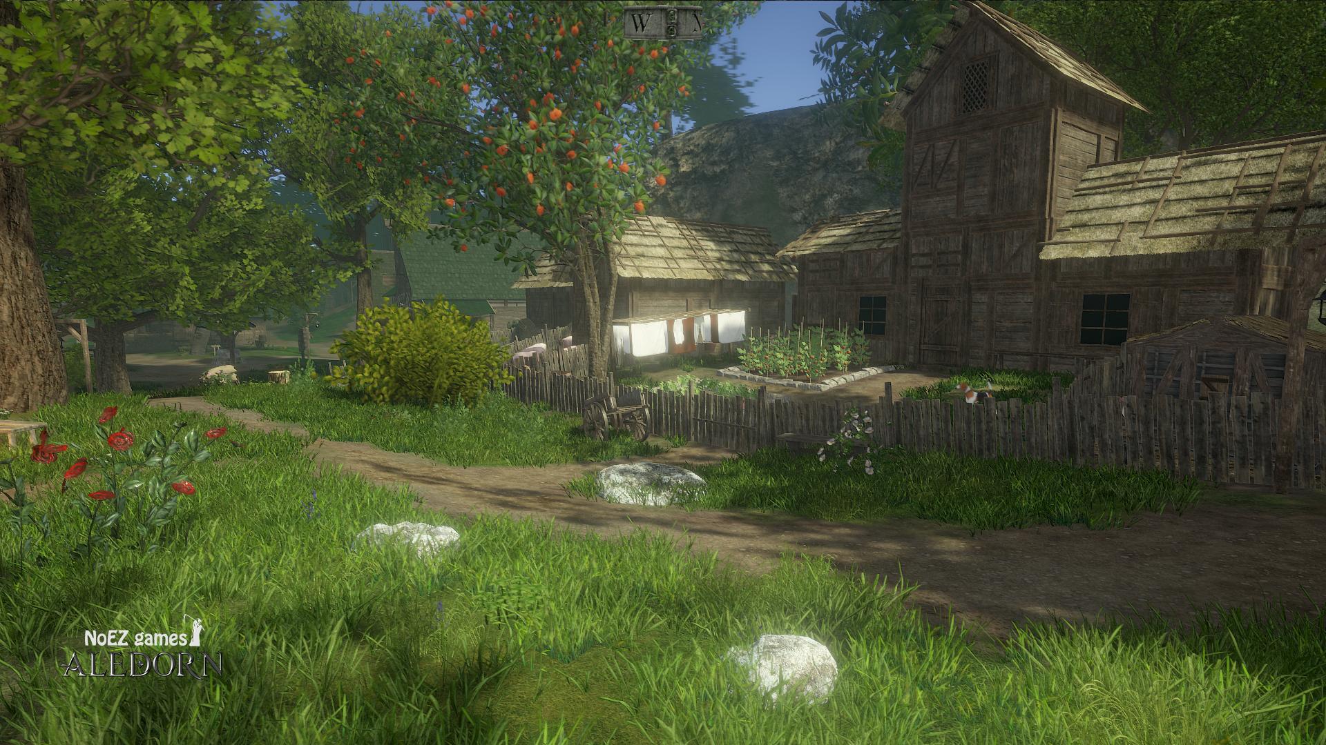 Farborn village_01