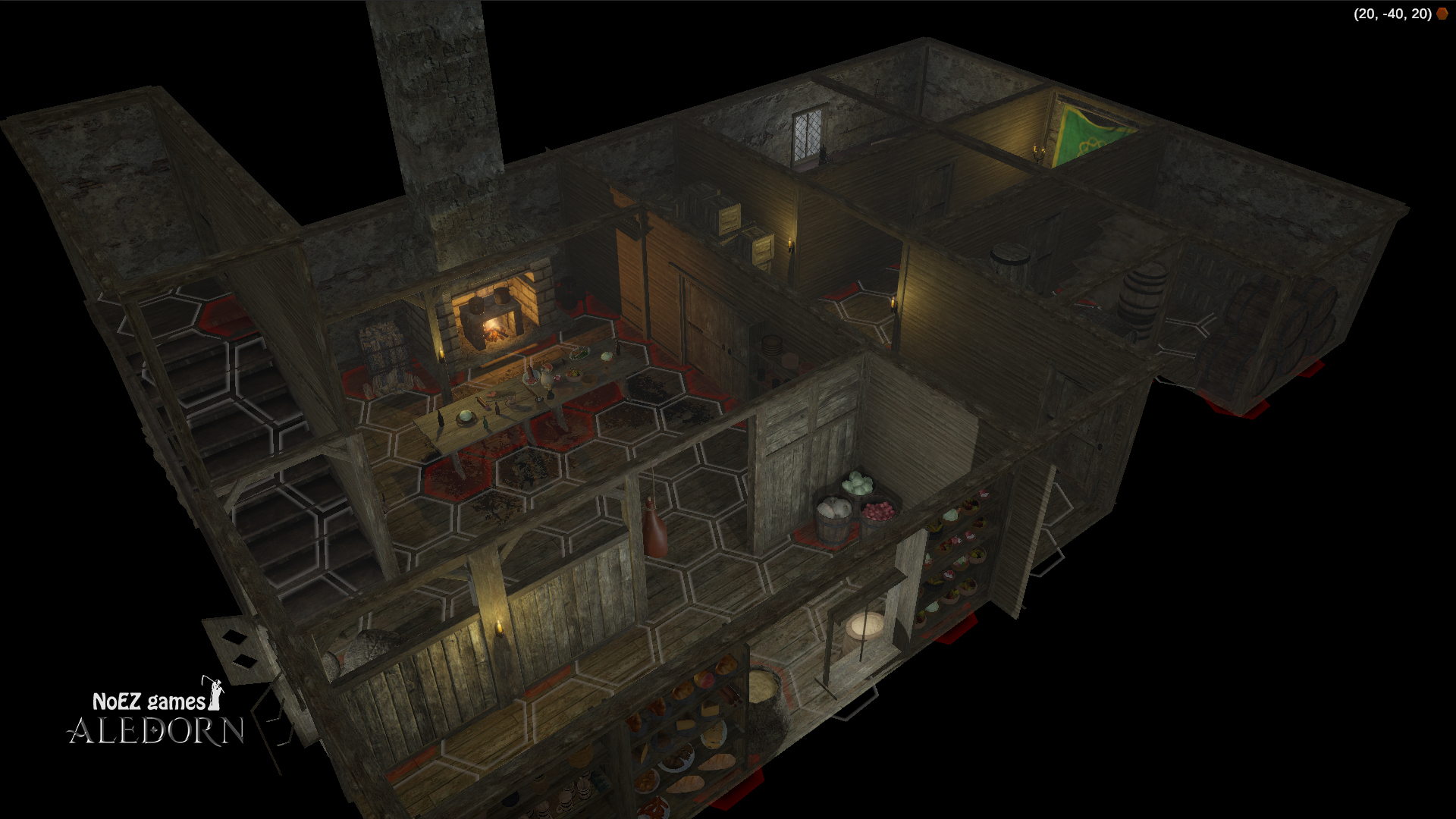 Lim - Town's dungeons
