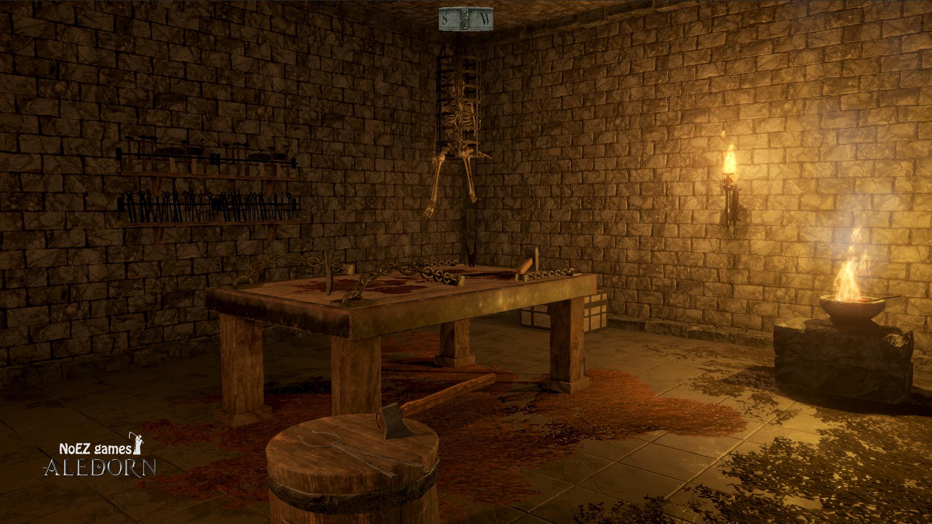 Aledorn - Dungeons